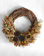 Rustic Foliage Wreath