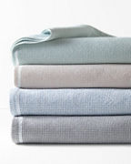 Brahms Mount Thorndike Cotton Blanket