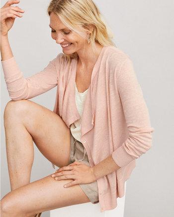 Linen clothing for women