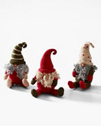 Knit Winter Gnomes