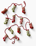 Knit Stockings Advent Calendar