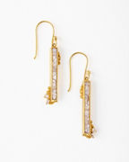 Shana Gulati Grace Bar Earrings