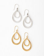 Satya Simple Teardrop Earrings