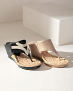 Donald Pliner Malone Wedge Sandals