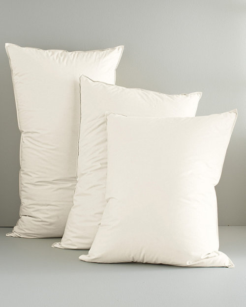 09c9e84a80 EILEEN FISHER Organic-Cotton   Down Pillow