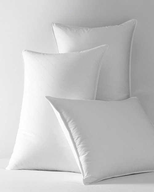 89df01fcff Garnet Hill Signature White Down Pillow