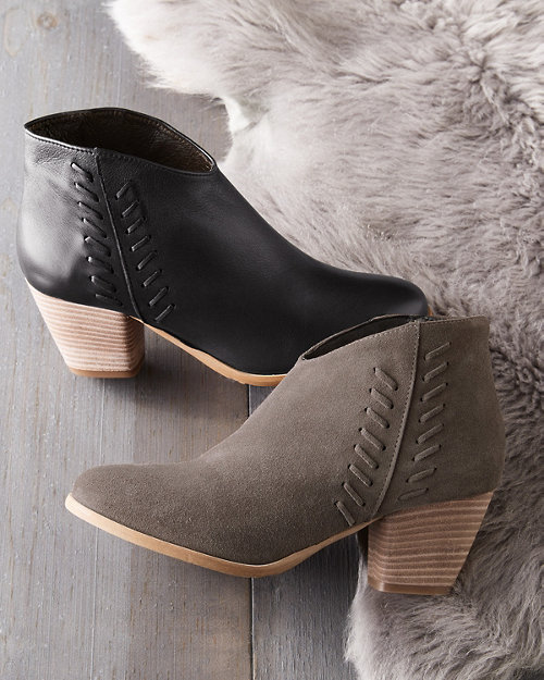 c17bd28baf69 Amalia Whipstitch Boots