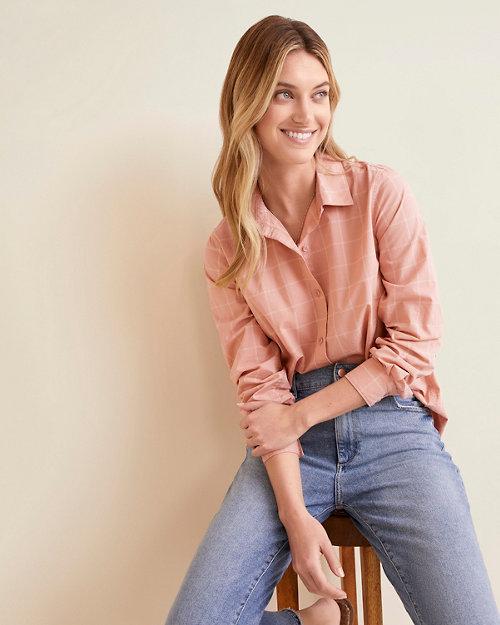 8c367811d48 Essential Organic-Cotton Shirt